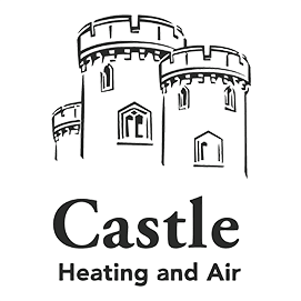 castle heating and air logo