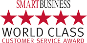 Smart Business World Class Customer Service Award