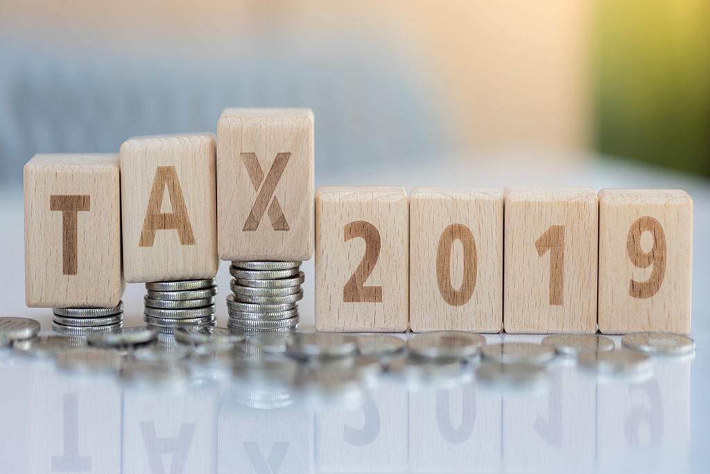 Save The Dates: 2019 Tax Calendar