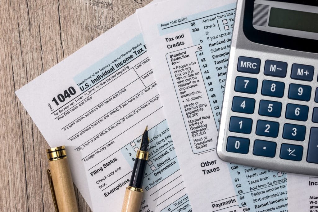 IRS Waives 2018 Underpayment Tax Penalties for Many Taxpayers