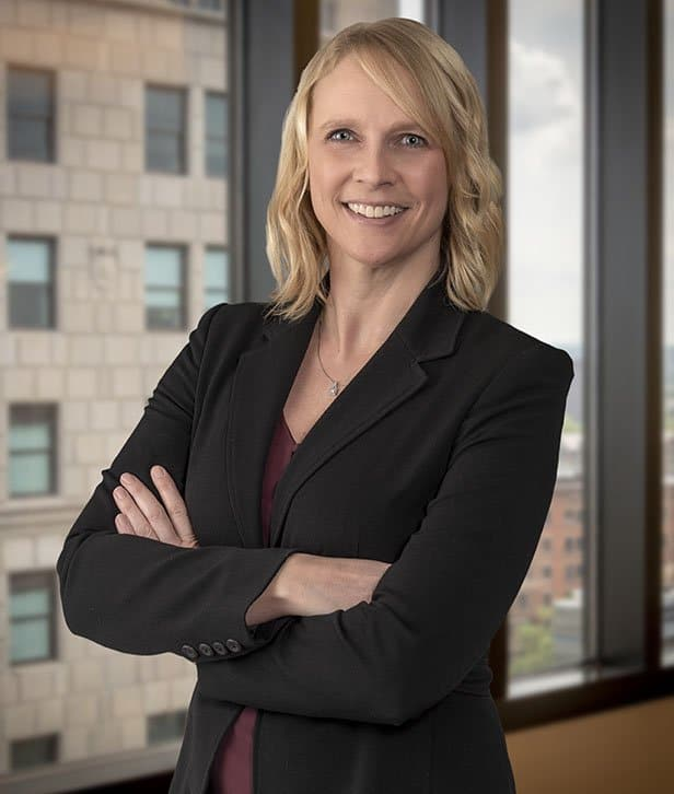 Headshot of Kristy J. Roeder, CPA