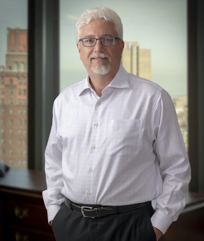 Donald P. Hanck