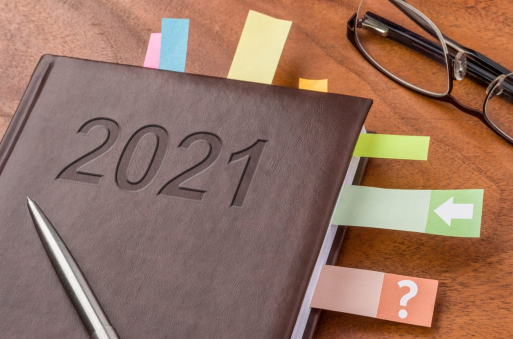 Tax Planning Items Affecting Your 2020 Returns