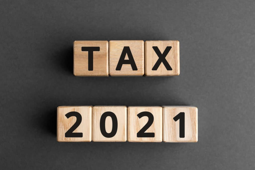 Many tax amounts affecting businesses have increased for 2021