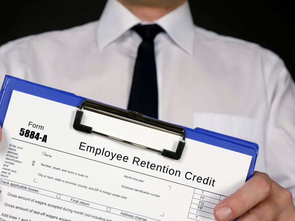 Expanded Employee Retention Tax Credit Available to Employers During First Half of 2021