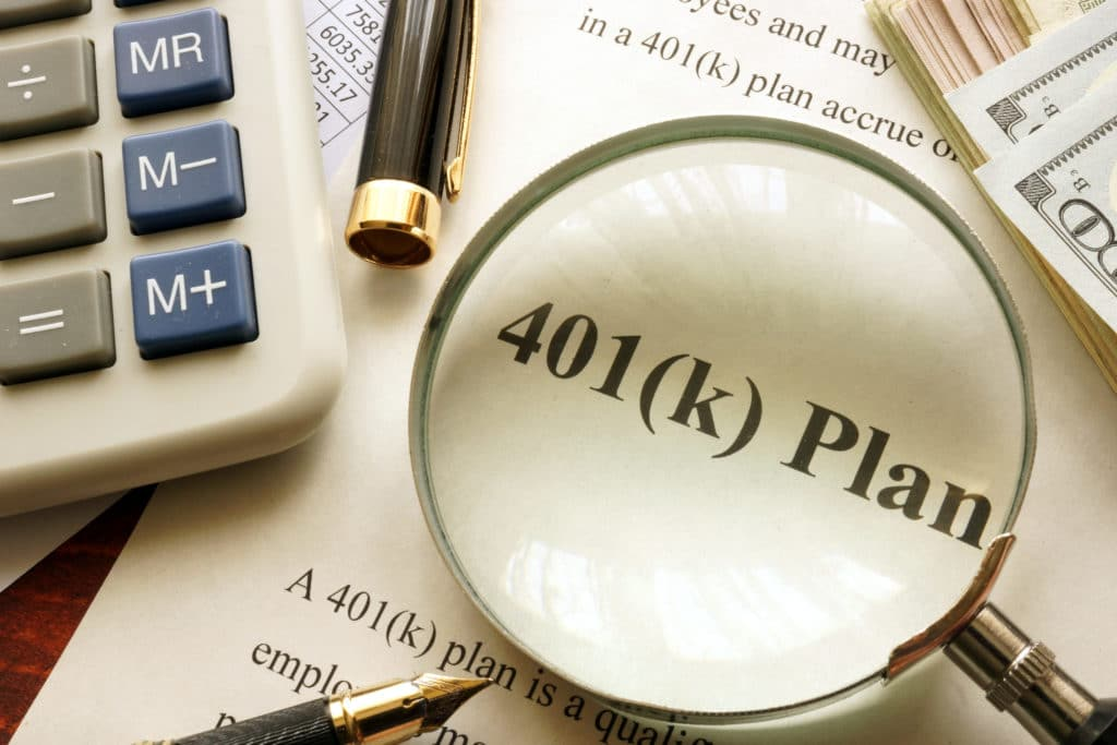 401(k) Plan Relief: IRS Extends Administrative Relief
